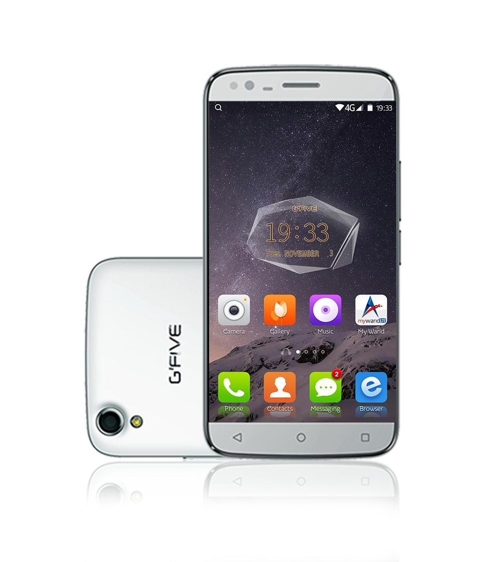 G'Five 4G LTE 3